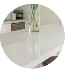 Aanrechtbladen van graniet tot composiet otten keukens hoogeveen - Werkblad silestone ...