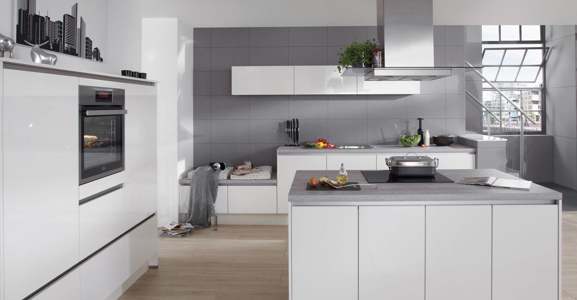 Greeploze keukens   modern en strak   otten keukens & sanitair