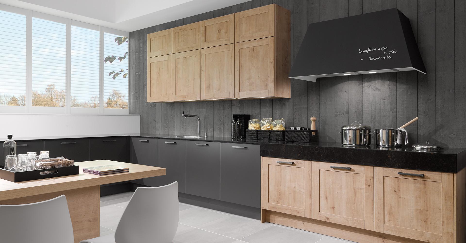 Keuken Strak Modern : keukens Pronorm X- en Y-line Landelijke keukens Tijdloze keukens