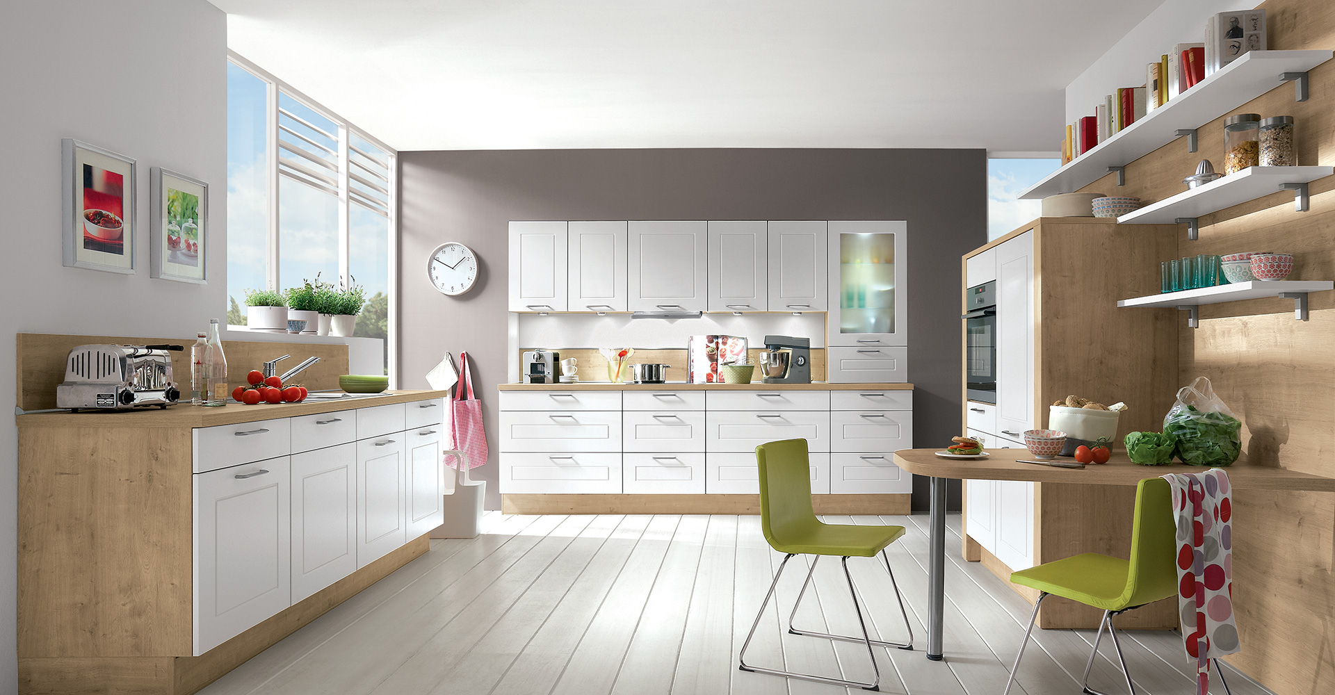 Tijdloze keukens - Eindeloos kookgenot - Otten Keukens & Sanitair