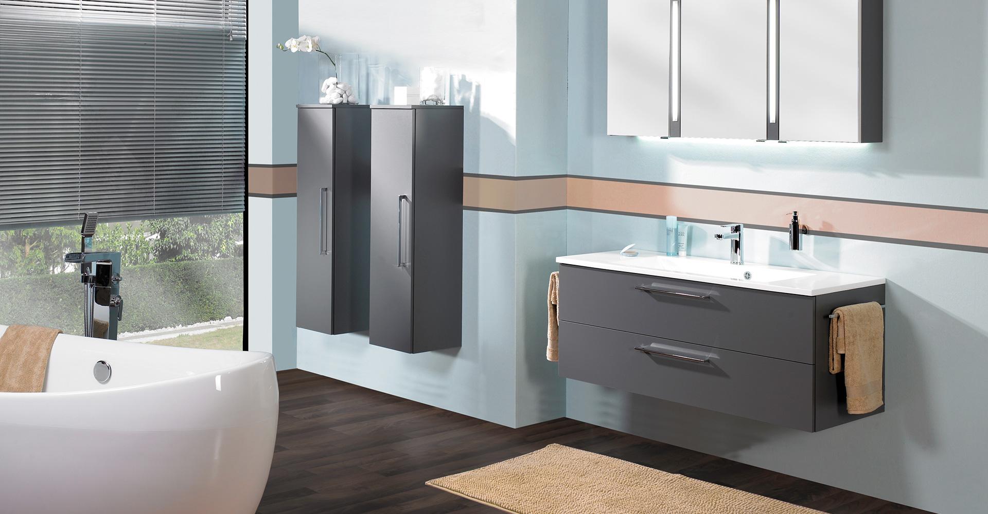 Moderne badkamers design met uitstraling otten keukens sanitair - Moderne badkamer badkamer ...