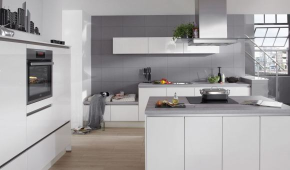 Greeploze Design Keukens : Greeploze keukens modern en strak otten keukens sanitair