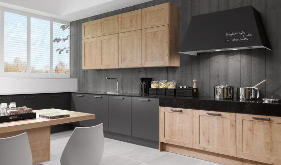 Landelijk Keuken Strakke : Moderne keukens strak en eigentijds otten keukens sanitair